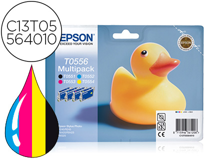 CANARD TO556 PACK 4 ENCRES