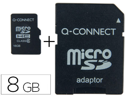 MICRO CARTE TYPE 4 SDHC 8GB