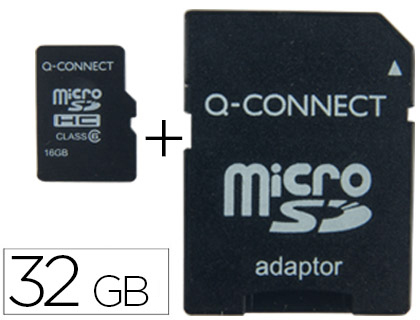 MICRO CARTE TYPE 4 SDHC 32GB