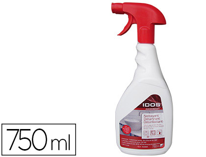 PISTOLET GEL DÉTARTRANT WC 750ML