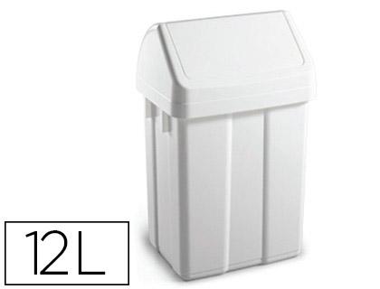 POUBELLE 12L EN PLASTIQUE