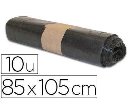 SACS NOIR 100L PACK DE 10