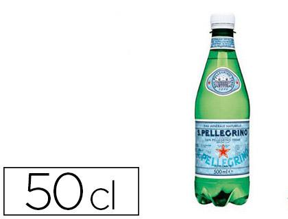 SAN PELLEGRINO BOUTEILLE 50CL