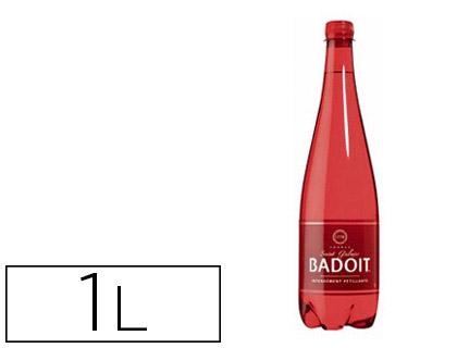 BADOIT ROUGE BOUTEILLE 1L