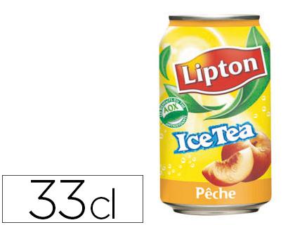 ICE TEA PÈCHE BOITE 33CL