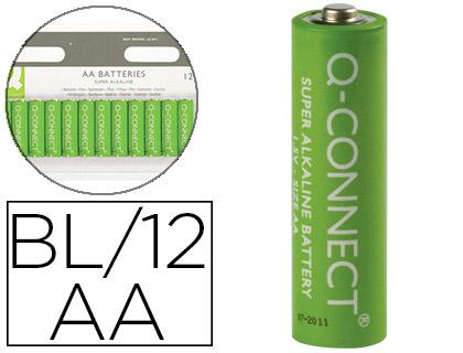 PILES ALCALINES AA/LR06 PACK DE 12