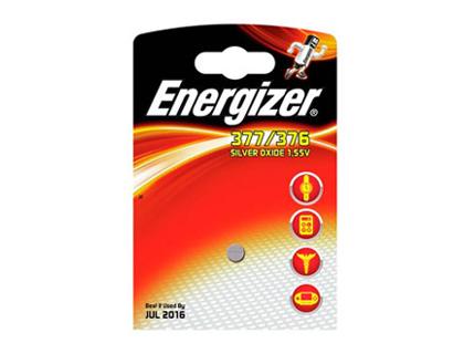 ENERGIZER PILES BOUTON 377/376
