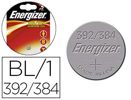 ENERGIZER PILES BOUTON 392/384