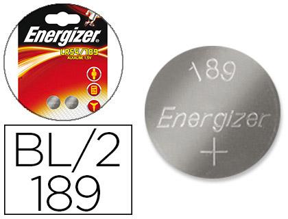 ENERGIZER PILES BOUTON LR54