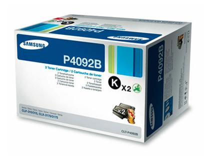 P4092B NOIR PACK DE 2