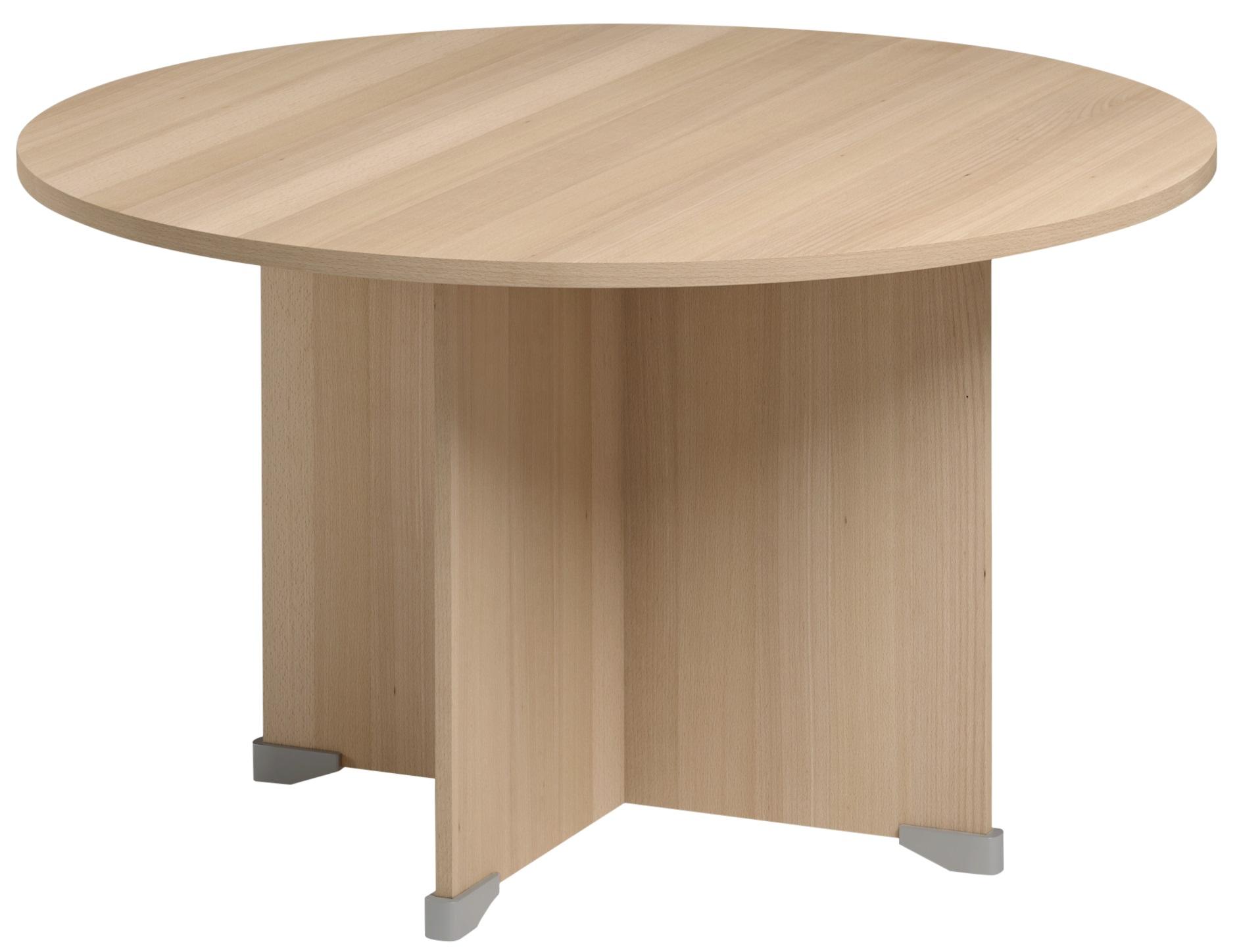 JAZZ+ HÊTRE AMBRÉ TABLE RONDE