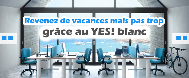 Gautier Office YES! blanc