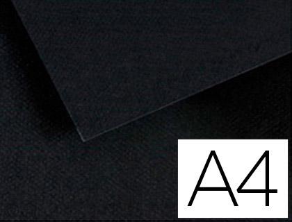 MI-TEINTES A4+ 160G NOIR N°425 PACK DE 50