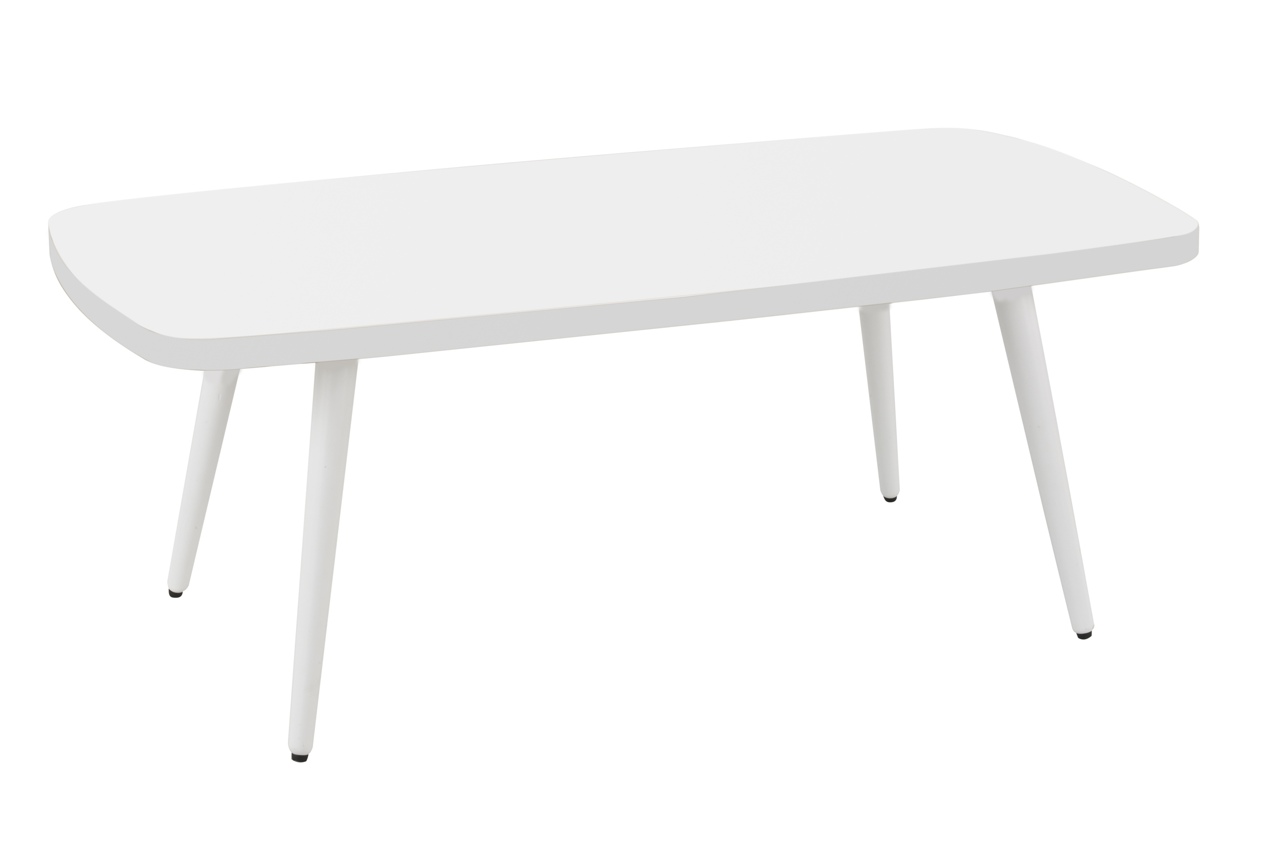 X-SPACE TABLE BASSE RECTANGLE BLANC