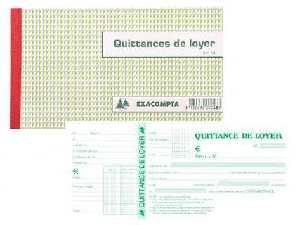 QUITTANCES DE LOYER
