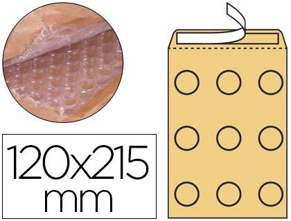 POCHETTE BULLES KRAFT 120x215MM