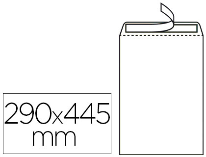 POCHETTE BULLES 90G 290x445MM