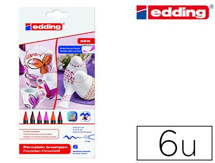 E4200 PORCELAINE PACK DE 6 FROIDES