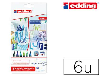 E4200 PORCELAINE PACK DE 6 CHAUDES