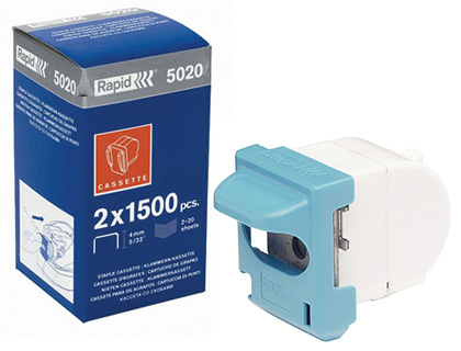 AGRAFES CASSETTE R5020 R5025