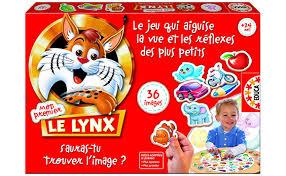 JEU DE SOCIÉTÉ MON PREMIER LYNX