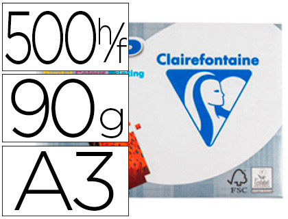 CLAIREFONTAINE DCP A3 90G