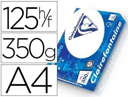 CLAIREFONTAINE CLAIRALFA A4 350G