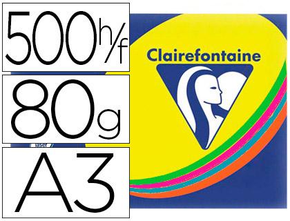 CLAIREFONTAINE TROPHÉE PANACHÉES INTENSE A3