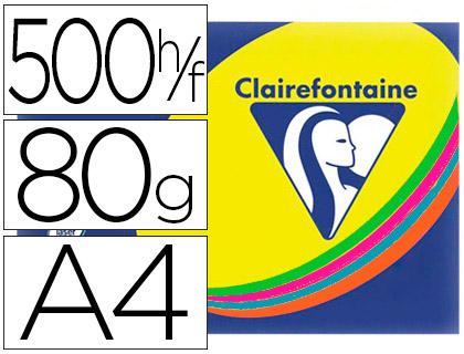 CLAIREFONTAINE TROPHÉE ASSORTIS INTENSE A4 80G