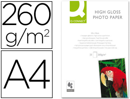 ULTRA-BRILLANT GLACÉ A4 260G