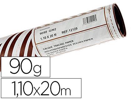 CANSON CALQUE SATIN ROULEAU 1.10X20M