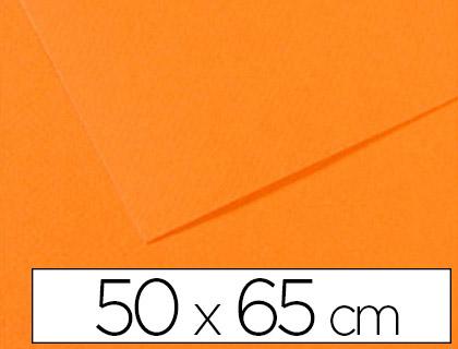 MI-TEINTES 50X65CM 160G SAUMON N°384