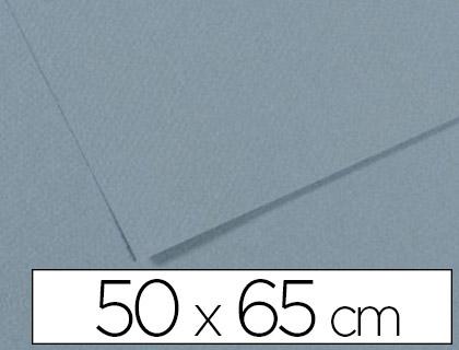MI-TEINTES 50X65CM 160G BLEU CLAIR N°490