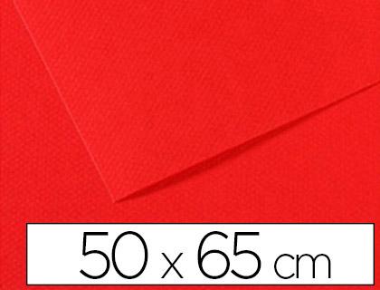 MI-TEINTES 50X65CM 160G ROUGE VIF N°505