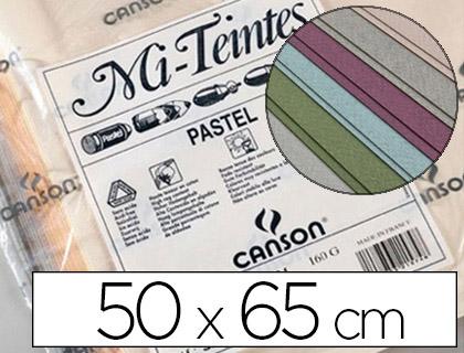 MI-TEINTES 50X65CM 160G PASTELS PACK DE 24