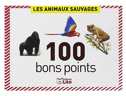 BONS POINTS ANIMAUX SAUVAGES