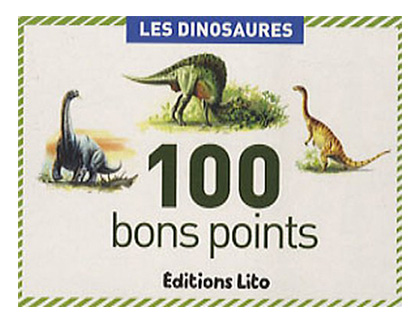 BONS POINTS DINAOSAURES