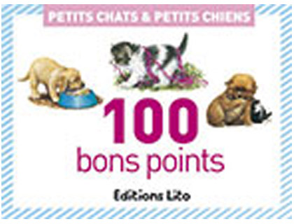 BONS POINTS PETITS CHIENS ET CHATS