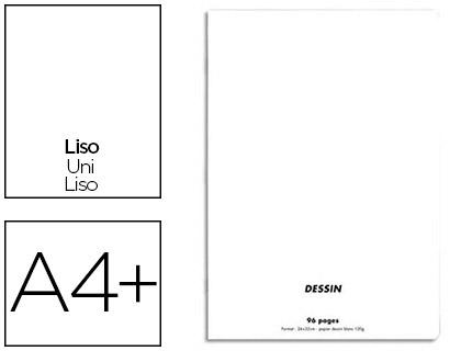 PIQUÉ CONQUERANT SEPT 24X32CM 96 PAGES UNI