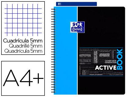 ACTIVEBOOK 24X32CM 160 PAGES PETITS CARREAUX