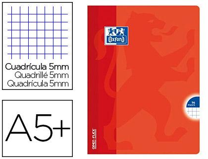 OPENFLEX 17X22CM 96 PAGES PETITS CARREAUX ASSORTIS