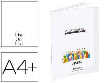 CAHIER DE DESSIN 24X32CM 48 PAGES