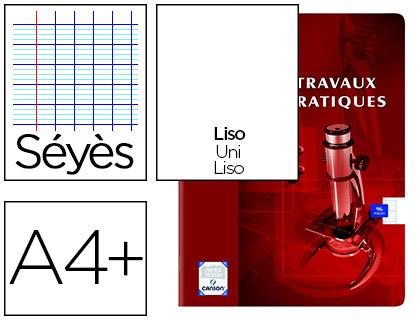 PIQUÉ 24X32CM 40 PAGES SÉYÈS + 40 UNIES