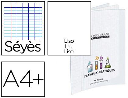 PIQUÉ 24X32CM 48 PAGES SÉYÈS + 48 UNIES