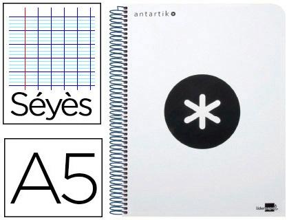 ANTARTIK 14.8X21CM 240 PAGES SÉYÈS BLANC