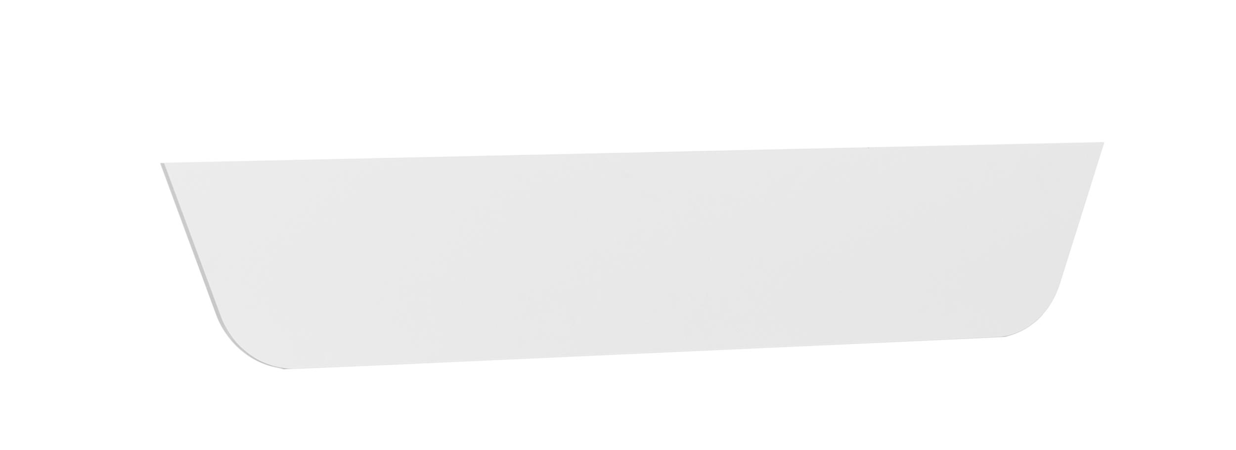ABSOLU VOILE DE FOND BLANC POUR BUREAU 180CM