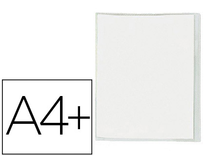 CRISTAL PVC 24x32CM INCOLORE