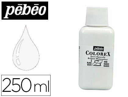 ENCRE COLOREX 250ML BLANC