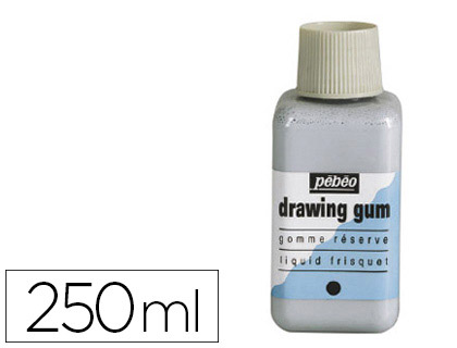 DRAWING GUM 250ML