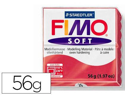 FIMO SOFT 56G CERISE
